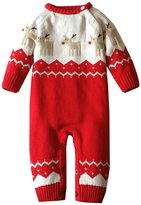 ZOEREA Newborn Baby Romper Christmas Clothes Knitted Sweaters Reindeer
