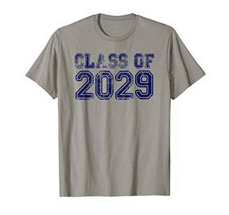 with me. Class of 2029 Grow Graduation Year T-Shirt