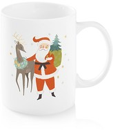 Fringe JS Santa Deer Tree Mug