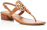Tory Burch Miller Block Heel Sandals