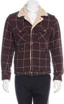 Visvim Flannel Sherpa Jacket