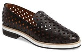 Aquatalia Women's Zanna Perforated Loafer