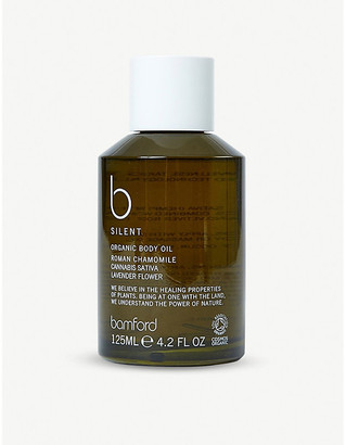 Selfridges Bamford B Silent Organic Body Oil 125ml