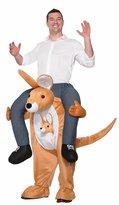 Forum Men's Kangaroo Hop on Piggy Back Costume