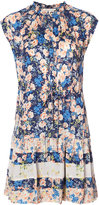 Rebecca Taylor floral print dress - women - Silk/Viscose - 0