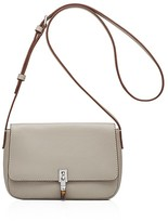 Elizabeth and James Finley Mini Leather Crossbody