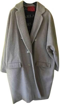 Lanvin Beige Wool Coat for Women