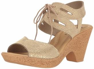 Spring Step Women's GERBERAS Heeled Sandal