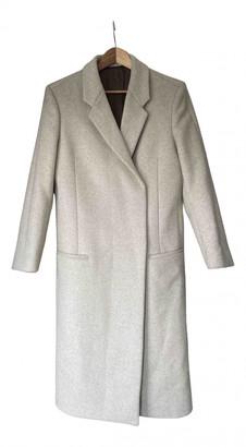 Totãame TotAme Beige Wool Coats