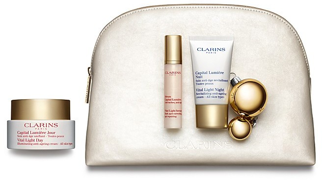 Clarins Skin Illuminators: Vital Light Set