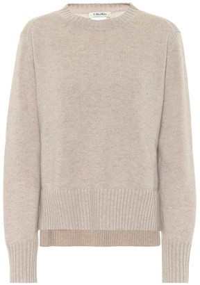 S Max Mara Getti wool and cashmere sweater