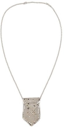Paco Rabanne Mesh necklace