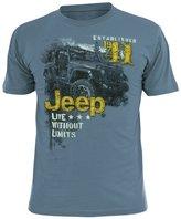 Jeep Men's Live Without Limits T-Shirt