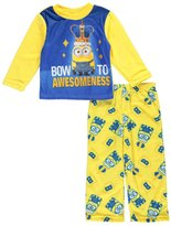 "Minions Little Boys' ""Bow to Awesomeness"" 2-Piece Pajamas"