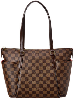 Louis Vuitton Damier Ebene Canvas Totally Pm Nm