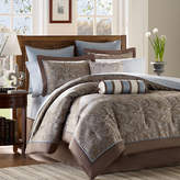 JCPenney Madison Park Whitman 12-pc. Complete Bedding Set with Sheets