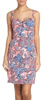 Tommy Bahama Women's Java Blossom Cover-Up Dress