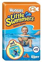 Huggies Little Swimmers Size 5-6 Medium 11 per pack - Pack of 2
