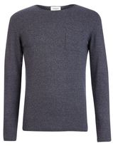 Burton Burton Nowadays Navy Knitted Jumper*