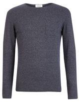 Burton Burton Nowadays Navy Knitted Jumper*