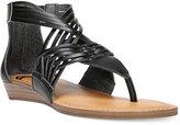Fergalicious Tizzy Flat Sandals