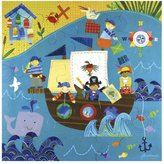 CRG Jill McDonald Kids Pirate Puzzle, 25 Piece