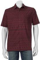 Croft & Barrow Men's Printed Button-Down Shirt