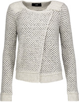 Line Stephanie asymmetric bouclé jacket