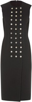 Balenciaga Rivet-detail sleeveless dress