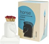 Jonathan Adler Horse Head Match Strike - White