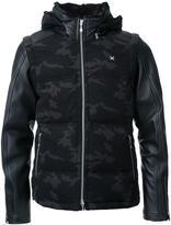 GUILD PRIME camouflage sport jacket - men - Cotton - 1