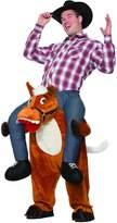 Forum Men's Horse Back Ride-on Deluxe Costume