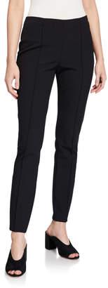 Escada Sport Tepita Seamed-Front Pants