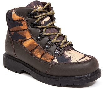 Deer Stags Boy's Thinsulate Water Resistant Hiker Boots - Hunt