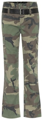 RtA Sallinger camo-print cargo pants