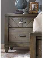Liberty Modern Country Harvest Brown 2-Drawer Nightstand