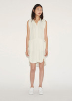 Etoile Isabel Marant Nicky Sleeveless Crepe Dress
