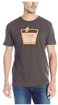 Lucky Brand Men's Cocktail Suggestions Graphic Tee
