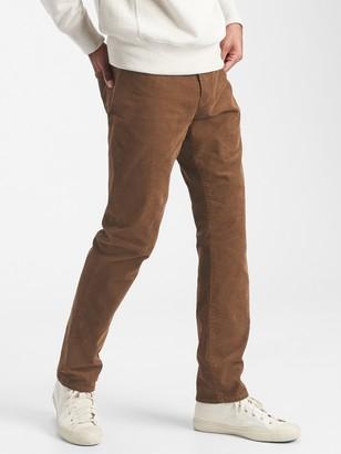Gap Corduroy Slim Jeans with GapFlex