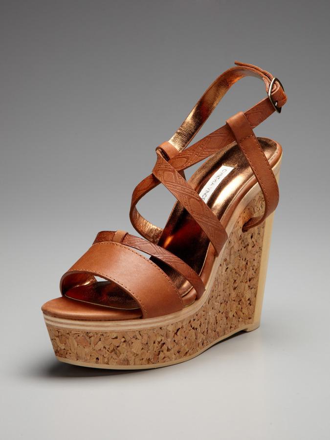 Cynthia Vincent Marlow Wedge Sandal