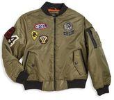 Diesel Little Boy's & Boy's Zippered Jacket