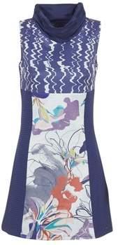 Smash Wear JOHANNA women's Dress in Blue