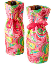 Lilly Pulitzer Set Of 2 All Nighter Wine Totes