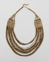 Raga Multi Strand Beaded Necklace