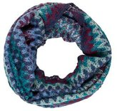 Missoni Patterned Infinity Scarf