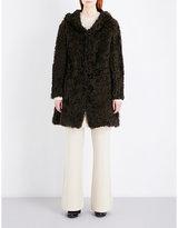 Drome Ladies Brown Coat