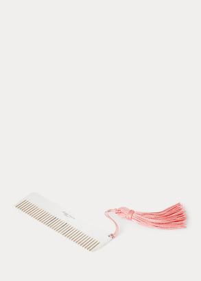 Ralph Lauren Sterling Silver Baby Comb