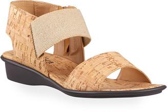Sesto Meucci Emmie Cork Comfort Sandals