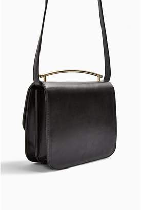 Topshop Sahara Cross-Body Bag - Black