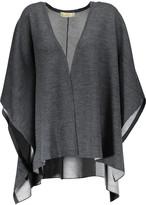 MICHAEL Michael Kors Oversized merino wool-blend poncho